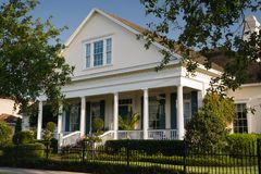 Casa de campo Charming Fotografia de Stock Royalty Free