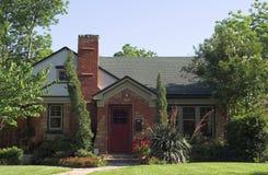 Casa de campo colorida Imagens de Stock Royalty Free