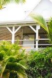 Casa de campo com Seaview imagens de stock royalty free