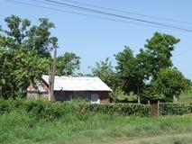 Casa de campo cubana Fotos de archivo libres de regalías