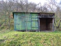 Casa de campo das abelhas Imagem de Stock