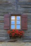 Casa de campo de las montañas fotografía de archivo libre de regalías