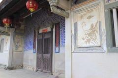 Casa de campo de Liantang (liantangbieshu) Fotografia de Stock Royalty Free