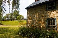 Casa de campo de pedra - 4 Imagem de Stock