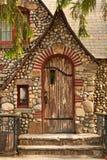Casa de campo de pedra arruinada Foto de Stock