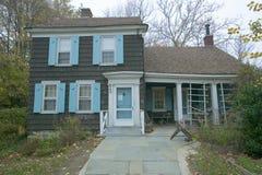 Casa de campo de Thomas Paine Foto de Stock