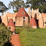 Casa de campo del cráter de Ngorongoro Fotos de archivo