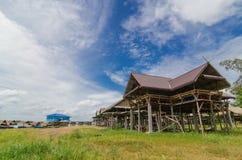 Casa de campo do beira-rio Fotos de Stock