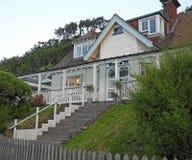 Casa de campo do país de Kent foto de stock
