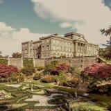 Casa de campo do parque de Lyme Fotografia de Stock Royalty Free