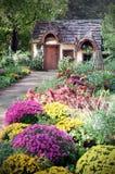 Casa de campo do país Fotos de Stock Royalty Free