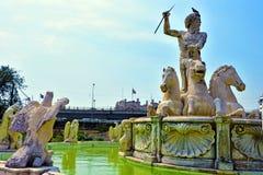 Casa de campo do príncipe, Genoa, Itália imagem de stock royalty free