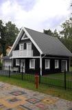 Casa de campo do verão Foto de Stock