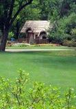 Casa de campo do verão Fotos de Stock Royalty Free
