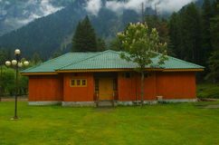 Casa de campo em Betab Valley-1 Fotografia de Stock Royalty Free