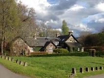 Casa de campo em Pitlochry Imagem de Stock