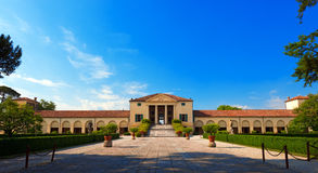 Casa de campo Emo - Fanzolo Treviso Itália Fotografia de Stock Royalty Free