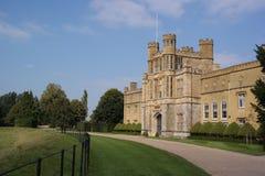Casa de campo en Inglaterra Imagen de archivo libre de regalías