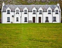 Casa de campo - Escocia Fotografía de archivo