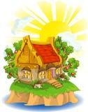 Casa de campo fantástica