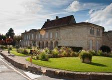 Casa de campo francesa Foto de archivo