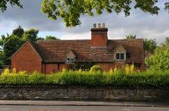 Casa de campo histórica Foto de Stock Royalty Free