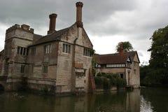 Casa de campo histórica Imagenes de archivo