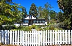 A casa de campo histórica de Jack London Imagens de Stock
