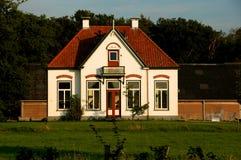 Casa de campo holandesa Imagen de archivo