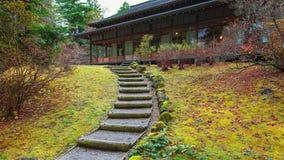 Casa de campo imperial de Tamozawa em Nikko, Japão foto de stock