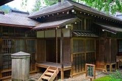 Casa de campo imperial de Tamozawa, Nikko, Japão foto de stock