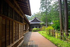 Casa de campo imperial de Tamozawa, Nikko, Japão fotos de stock