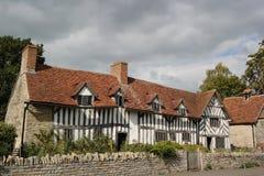 Casa de campo Inglaterra Imagen de archivo libre de regalías