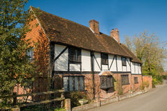Casa de campo inglesa Fotografía de archivo