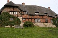 Casa de campo inglesa Imágenes de archivo libres de regalías