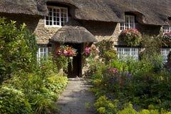 Casa de campo inglesa do país - Yorkshire - Inglaterra Imagem de Stock Royalty Free
