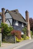 Casa de campo inglesa velha. Shoreham. Kent imagens de stock