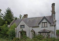 Casa de campo irlandesa Foto de Stock Royalty Free