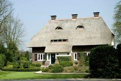 Casa de campo luxuosa Imagem de Stock Royalty Free