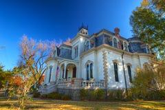 A casa de campo Marre (lado) foto de stock