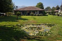 Casa de campo no Chile Imagens de Stock