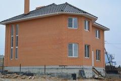 Casa de campo nova Fotografia de Stock