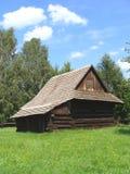 Casa de campo pequena fotos de stock