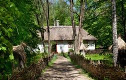 Casa de campo rústica Imagem de Stock