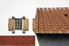 Casa de campo romana Imagens de Stock