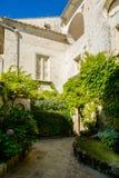Casa de campo Rufolo, Ravello Fotografia de Stock Royalty Free