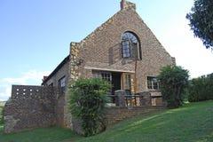 Casa de campo rural rústica Foto de Stock Royalty Free