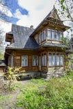 Casa de campo Stokrotka em Zakopane Imagens de Stock Royalty Free