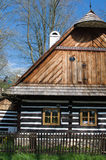 Casa de campo suportada Fotos de Stock Royalty Free
