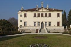 Casa de campo Valmarana ai Nani Vicenza Frescoes por Tiepolo Fotografia de Stock